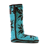 Chalet Sock Turquoise