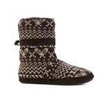 Whitecap Knit Boot Java Snowshoe Sweater