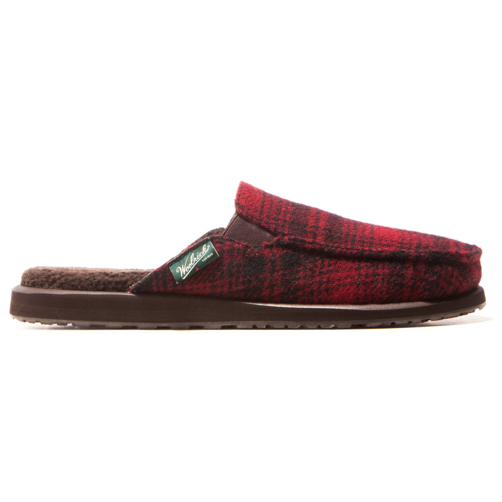 Austin Rambler Red Hunting Plaid Wool