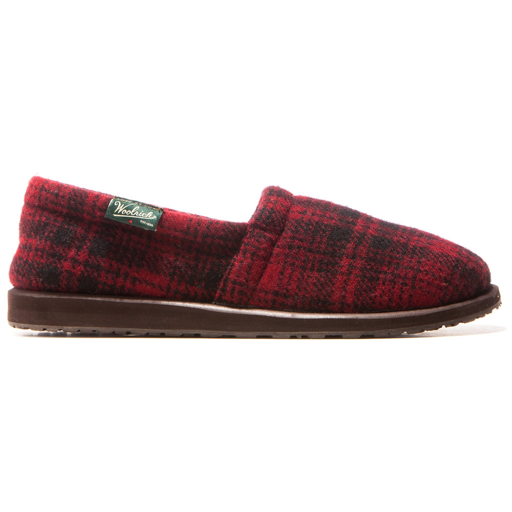 Chatham Chill II Red Hunting Plaid Wool