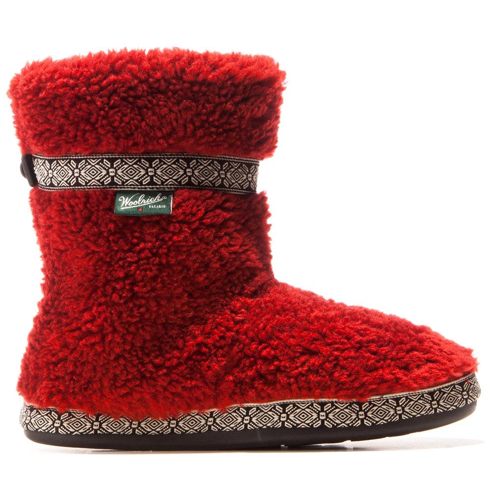 Whitecap Boot Red Dahlia