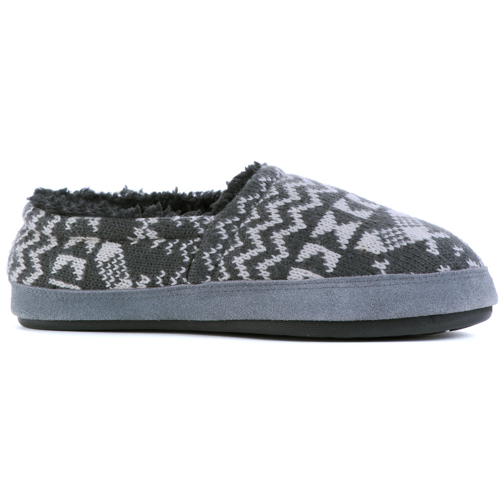 Whitecap Knit Charcoal Snowshoe