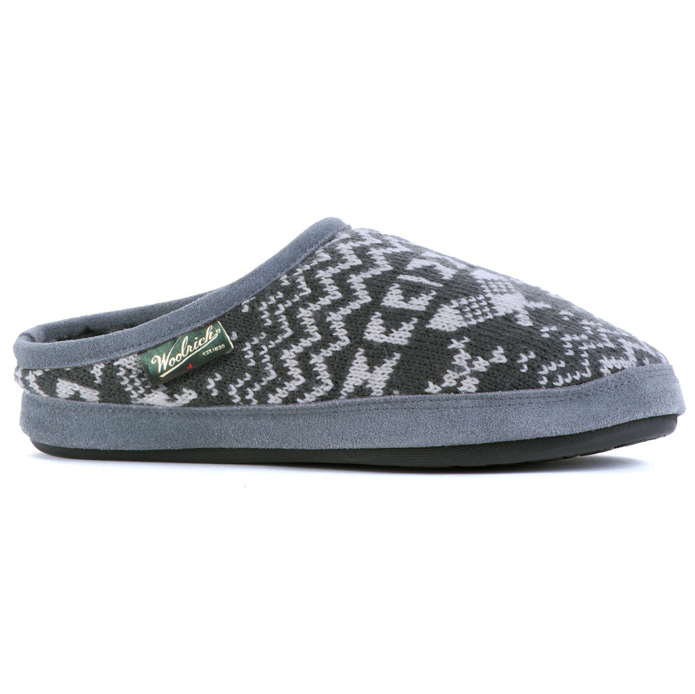 Whitecap Knit Mule Charcoal Snowshoe