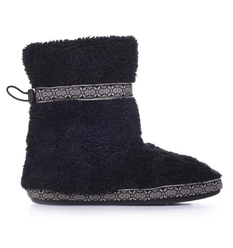 Whitecap Boot Black