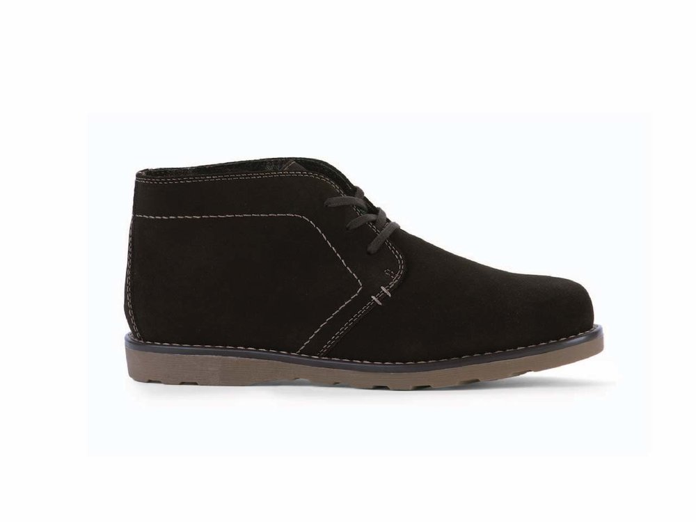Oxbow Chukka Dark Brown