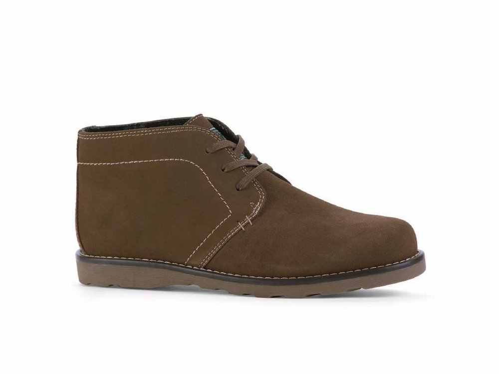 Oxbow Chukka Mid Brown