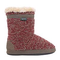 Whitecap Knit Boot Picante