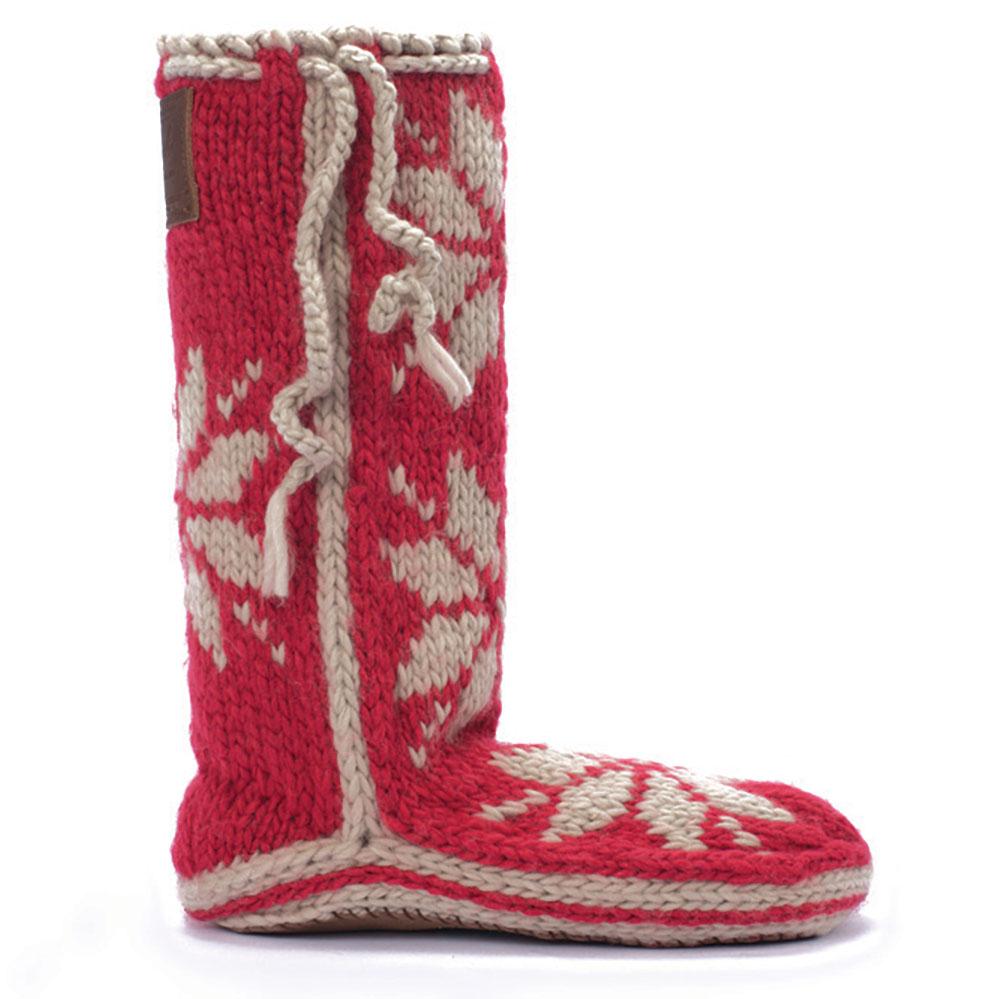 Chalet Sock Amaryllis