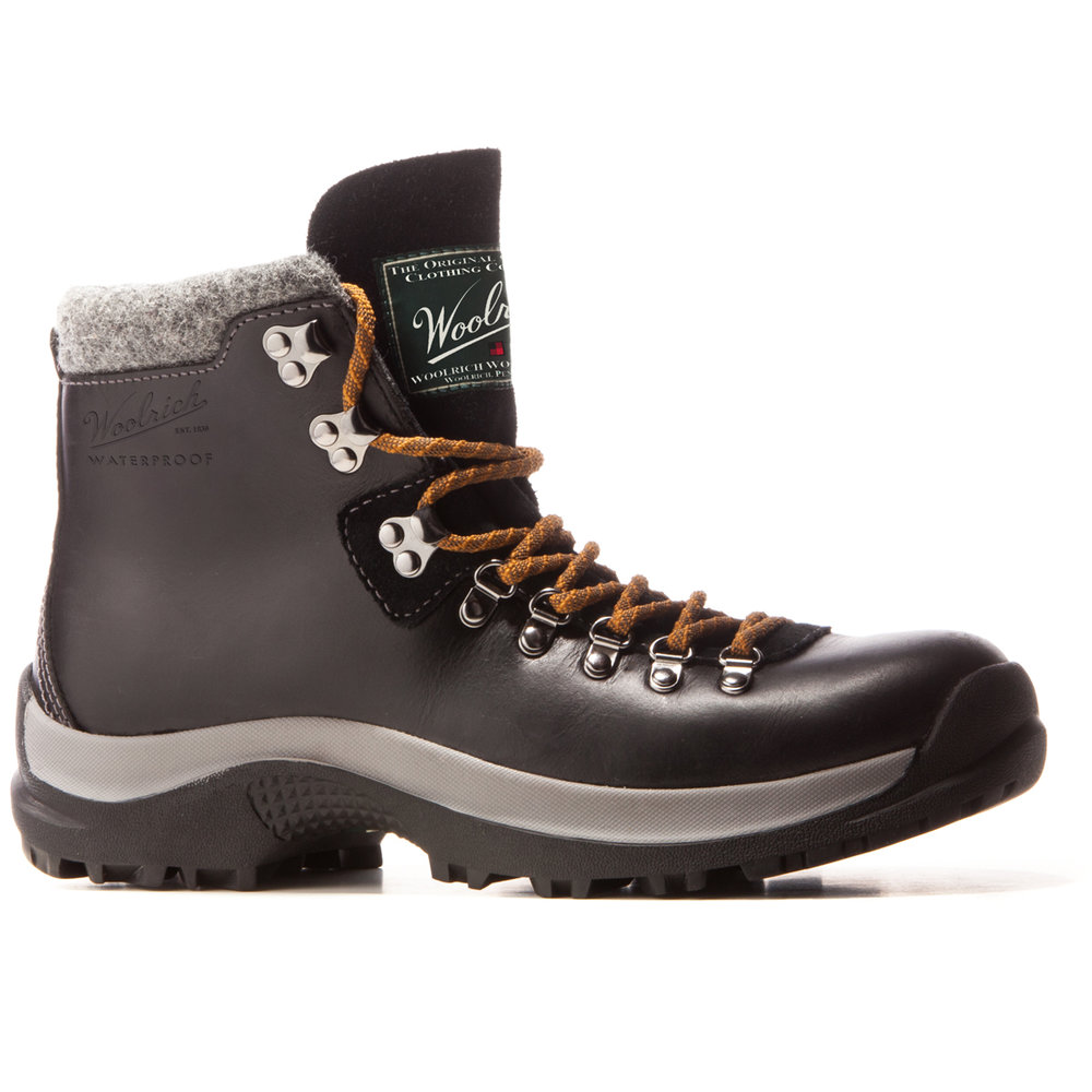 Trail Stomper Black