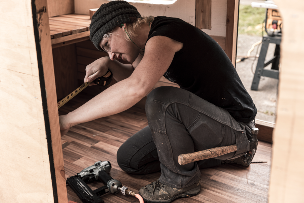 Britt, Residential Carpenter