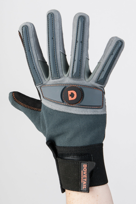 Impact Protective Work Glove