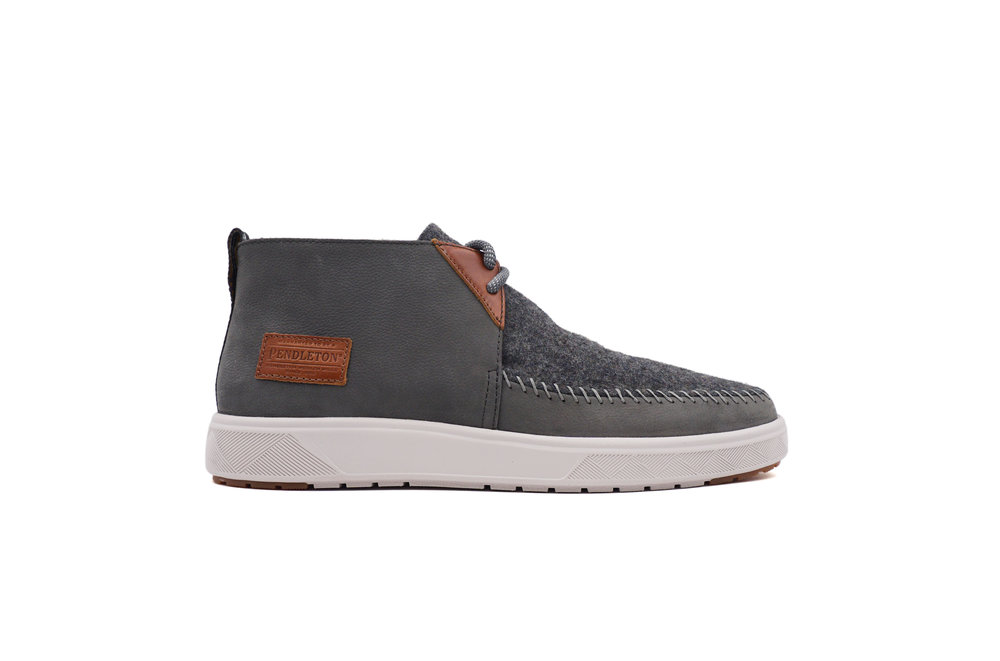 La Brea Mid Steel Gray