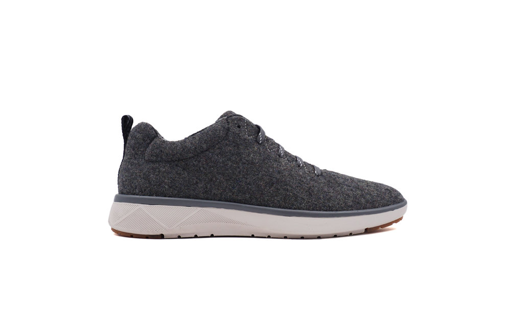 Pendleton Sneaker Gray Heather