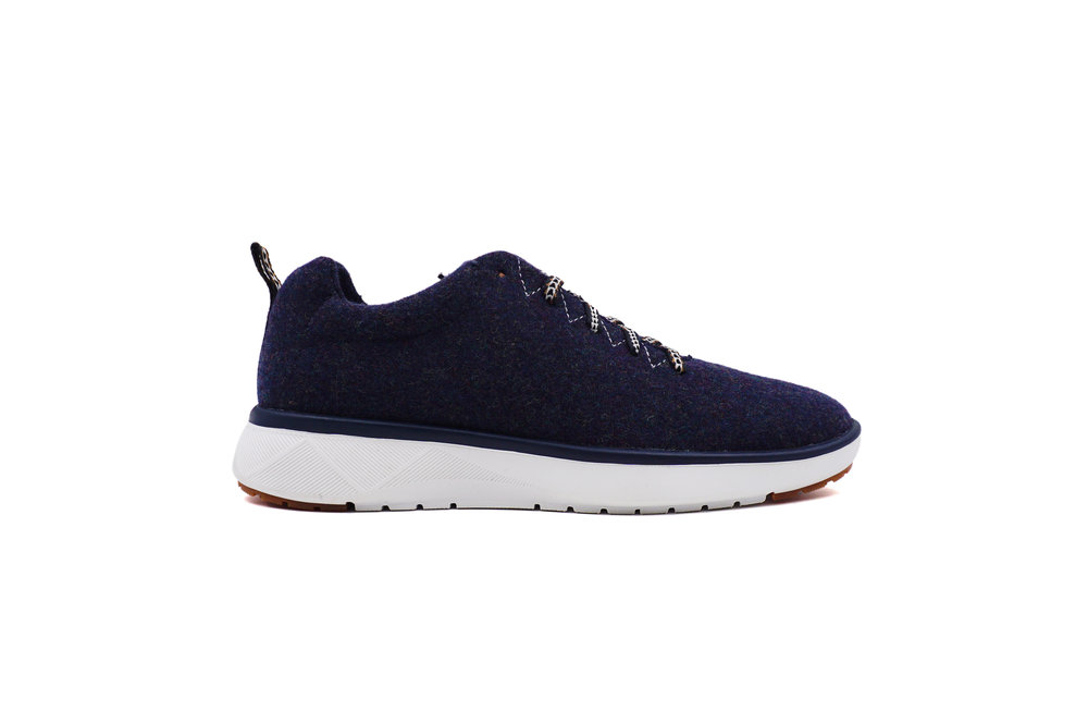 Pendleton Sneaker Navy Heather