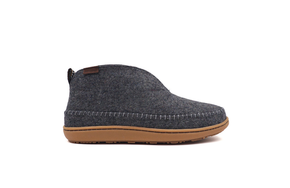 Mountain Mid M Gray Heather