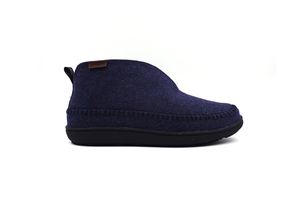 Mountain Mid M Navy Heather