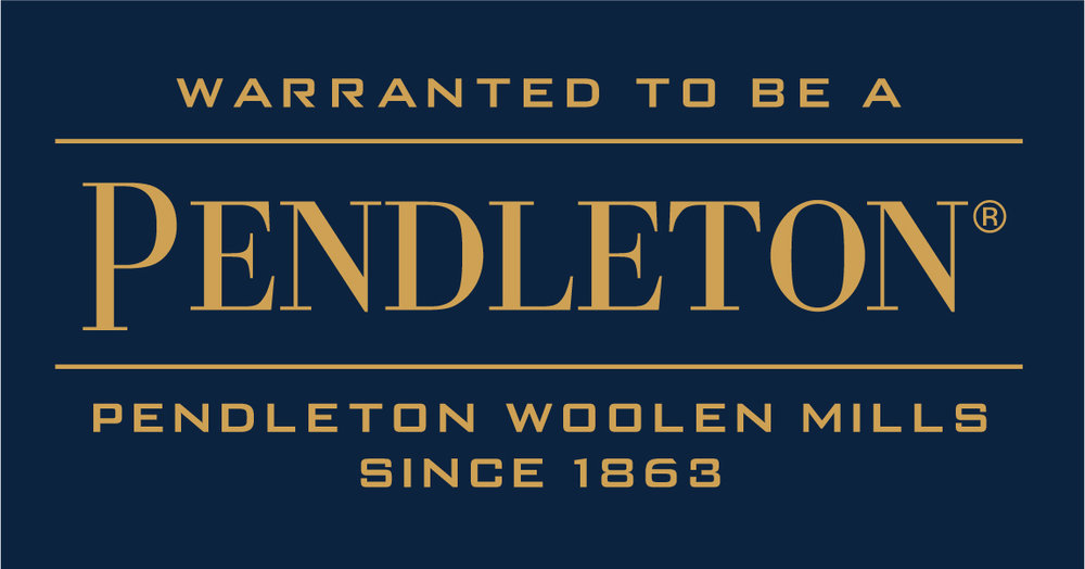 Copy of Pendleton Warranted To Be Logo
