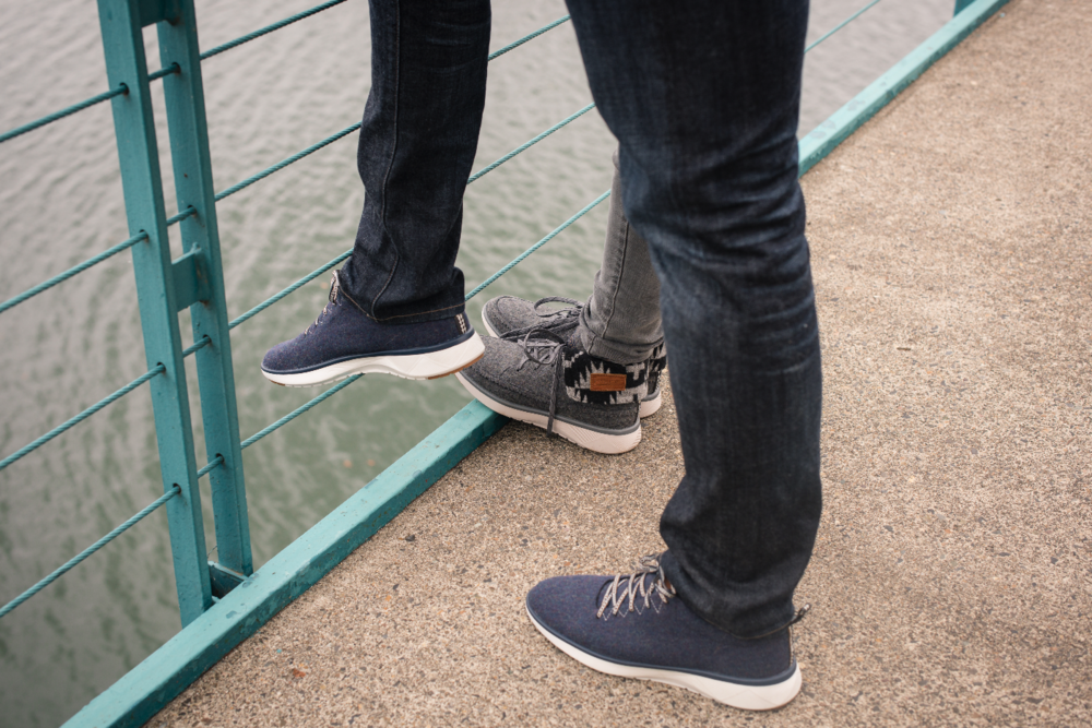 Pendleton Sneaker & Rocky Flats