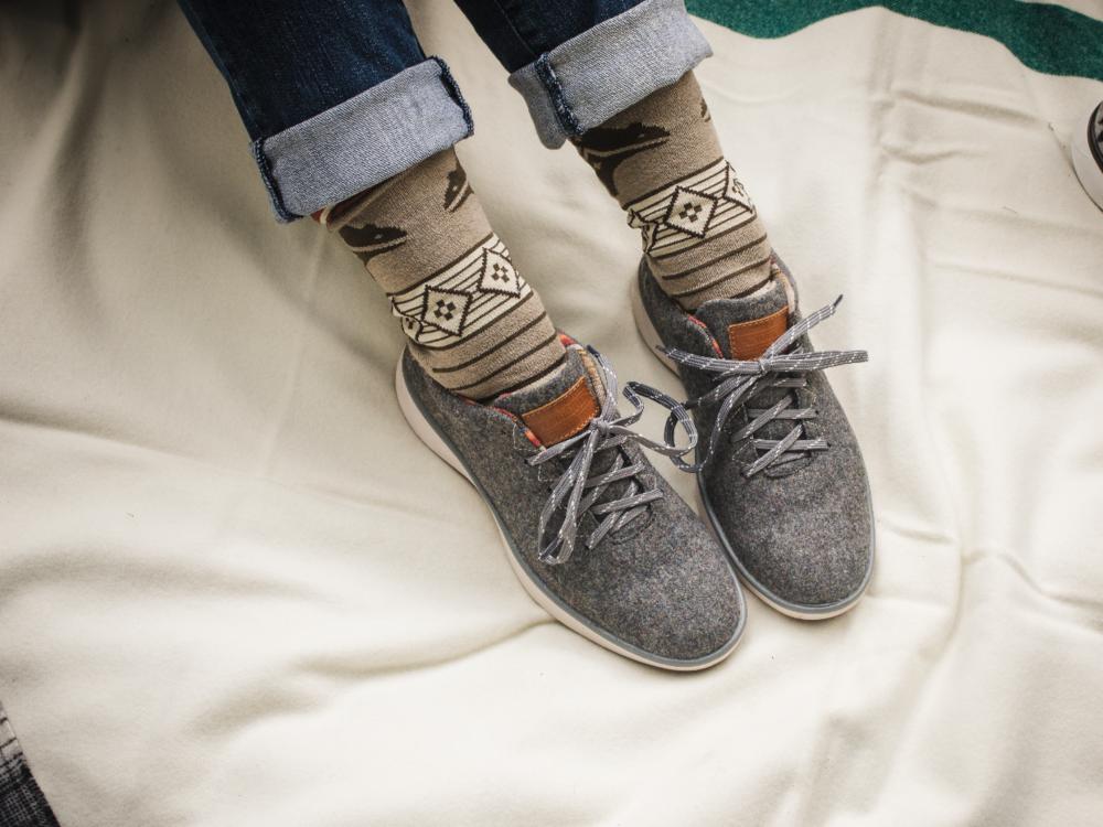 Pendleton Sneaker