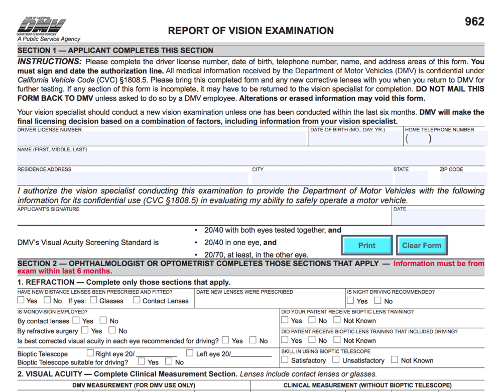 DL 62 Form for driving with Visual impairment.png