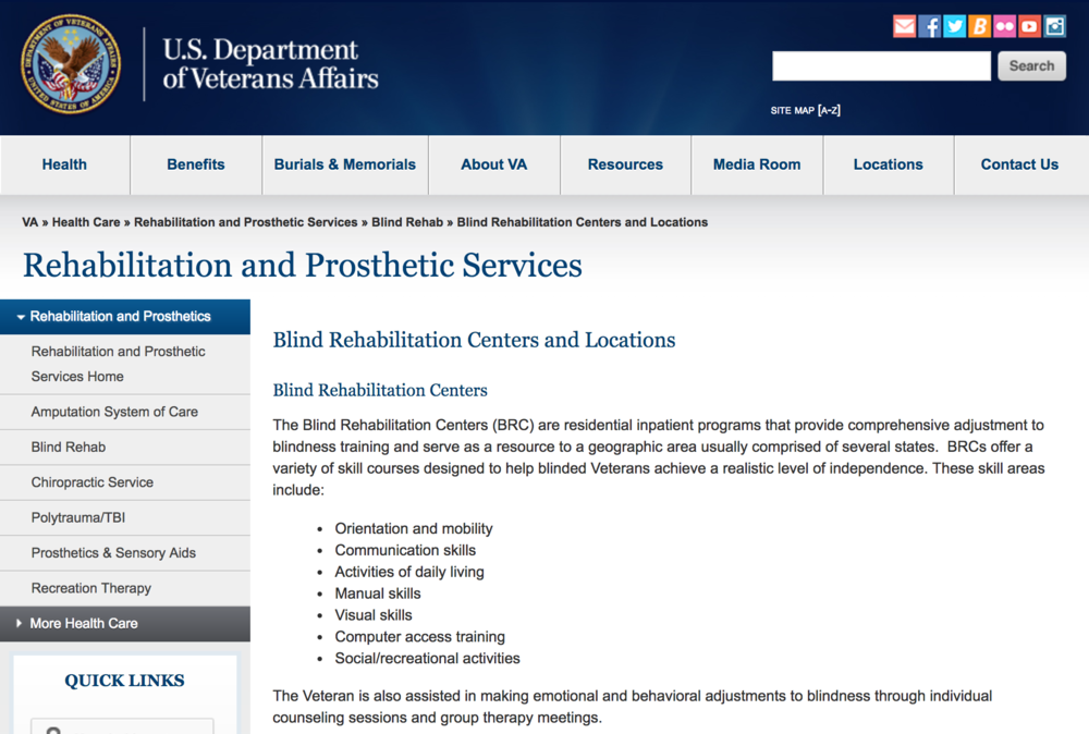 Blind Rehabilitation Centers (BRC) of the Veterans Affairs.png
