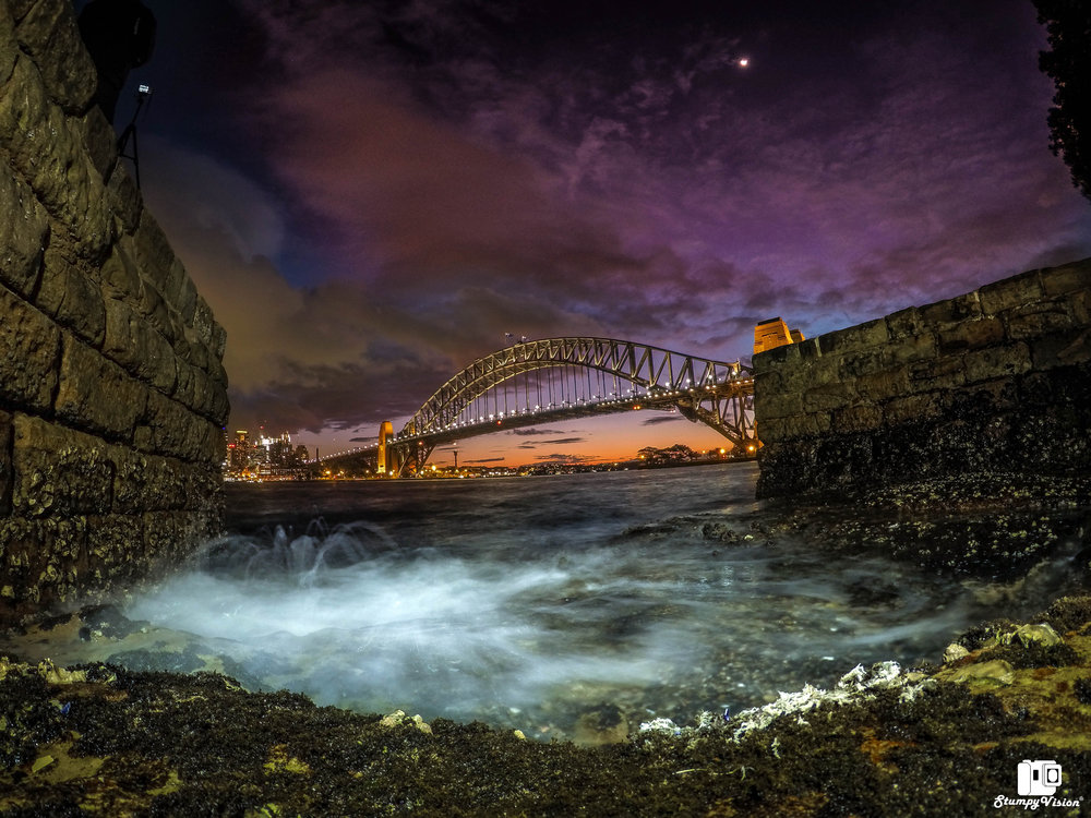Sydney, arguably one of the most beautiful cities in the world.