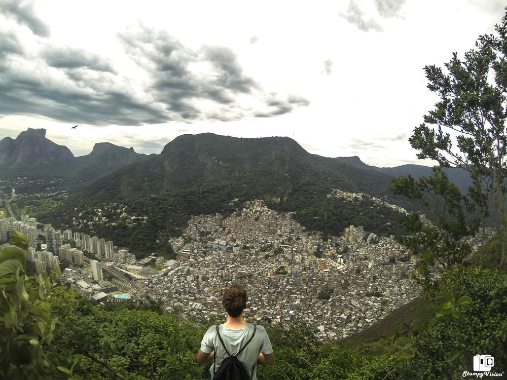 Rocinha! The biggest Favela in the Latin Americas,