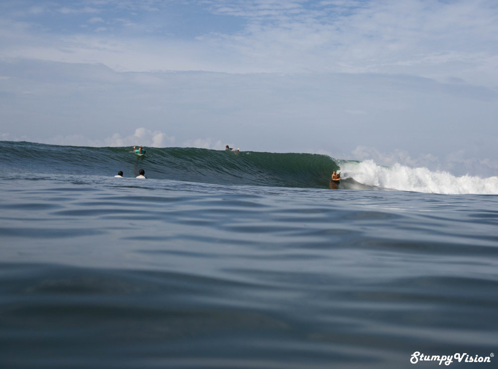 El Salvador even has a solid local bodyboard contingent.