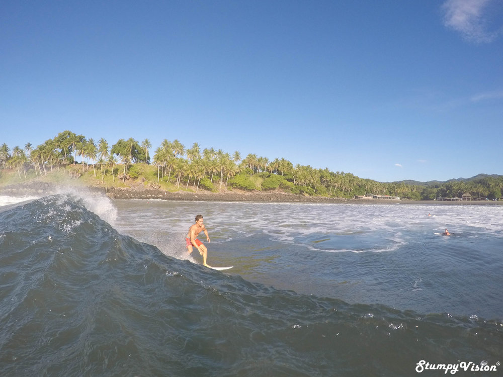 Paradise found, something Benny Ferris from Kauai is used to. Captured with Gopro Hero4.