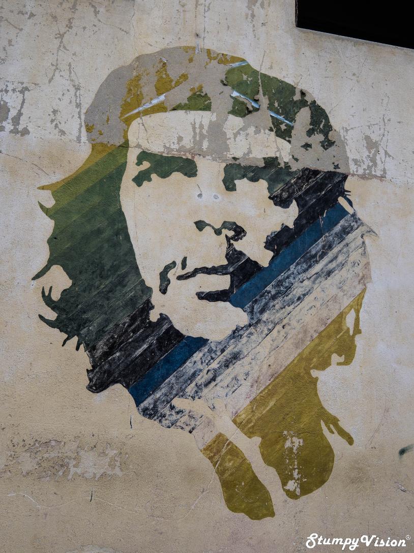 Iconic Che.