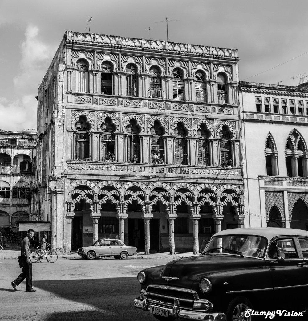 Classic Cuba.