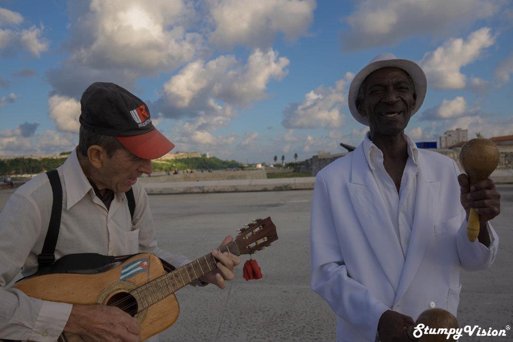 Cliche Cuba.