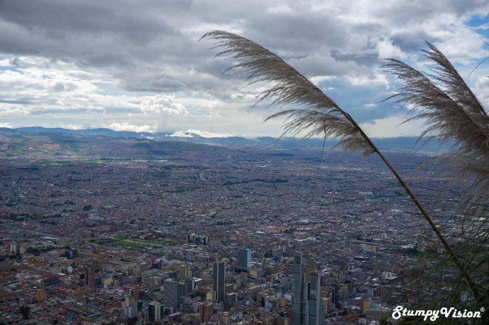 Sprawling Bogota