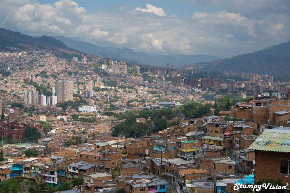 Medellin.
