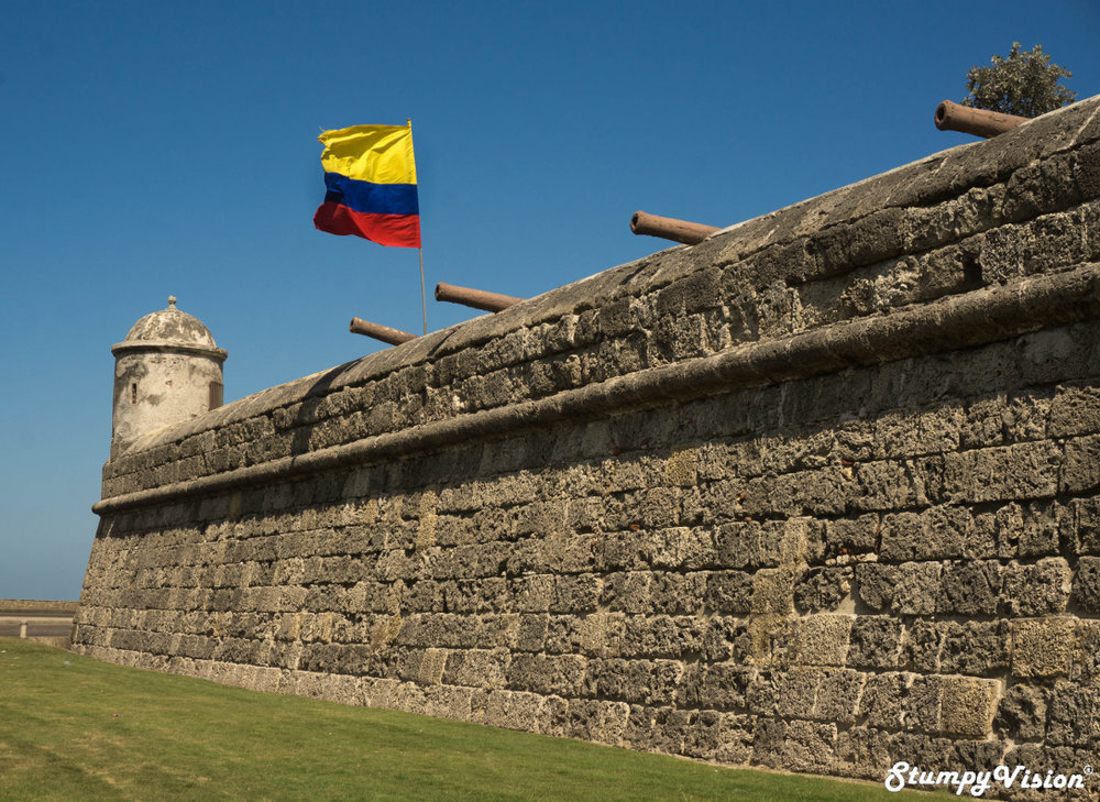 Walled Cartagena