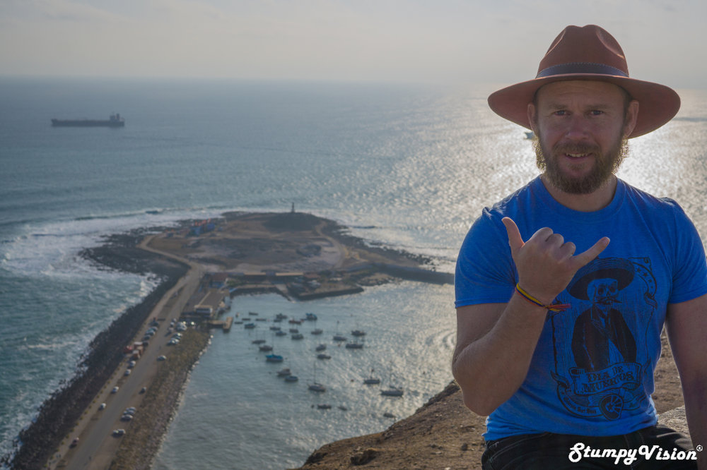 Arica! I made it, Amish beard and all.