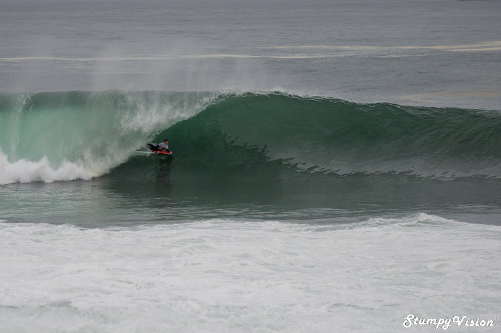 You have to feel for Iain Campbell scoring barrels like this in the final and still coming 4th.