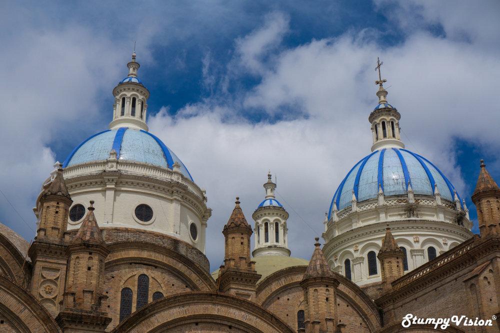 Classic Cuenca, classic Ecuador.