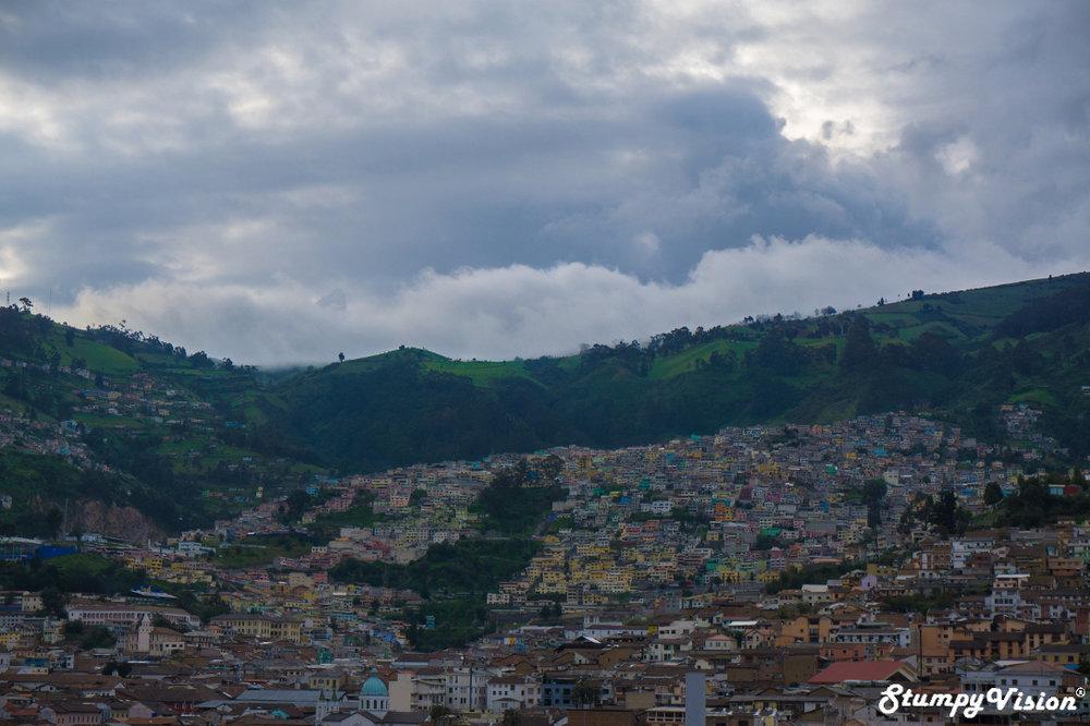 Quaint and Colonial, welcome to Ecuador's Capital Quito.