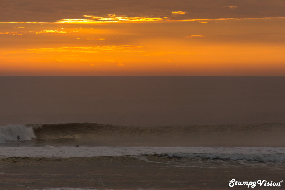 Double overhead and well over 1km in length, welcome to Peru.