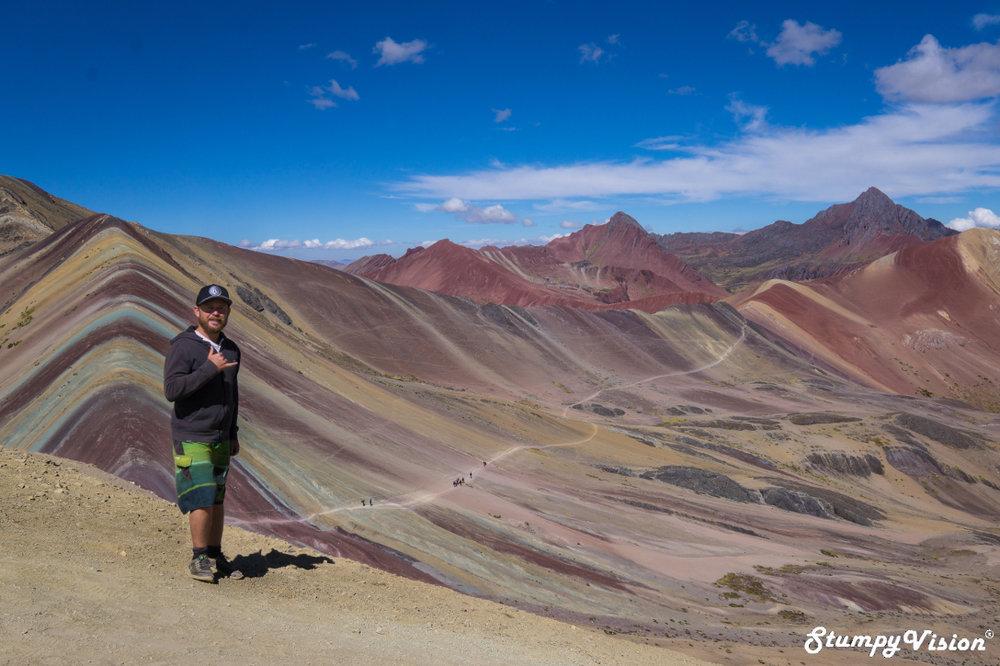 Rainbow Mountain.