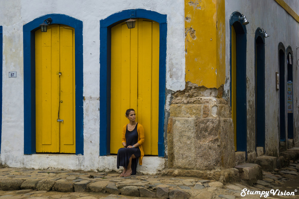 Photogenic Paraty.