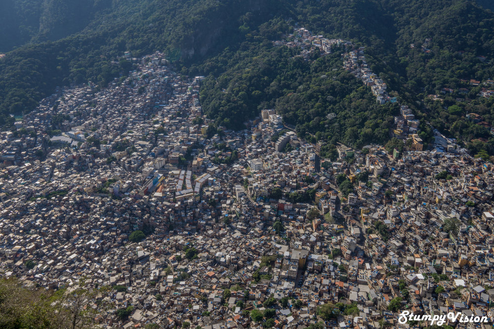 Welcome to the Labyrinth that is Rocinha.