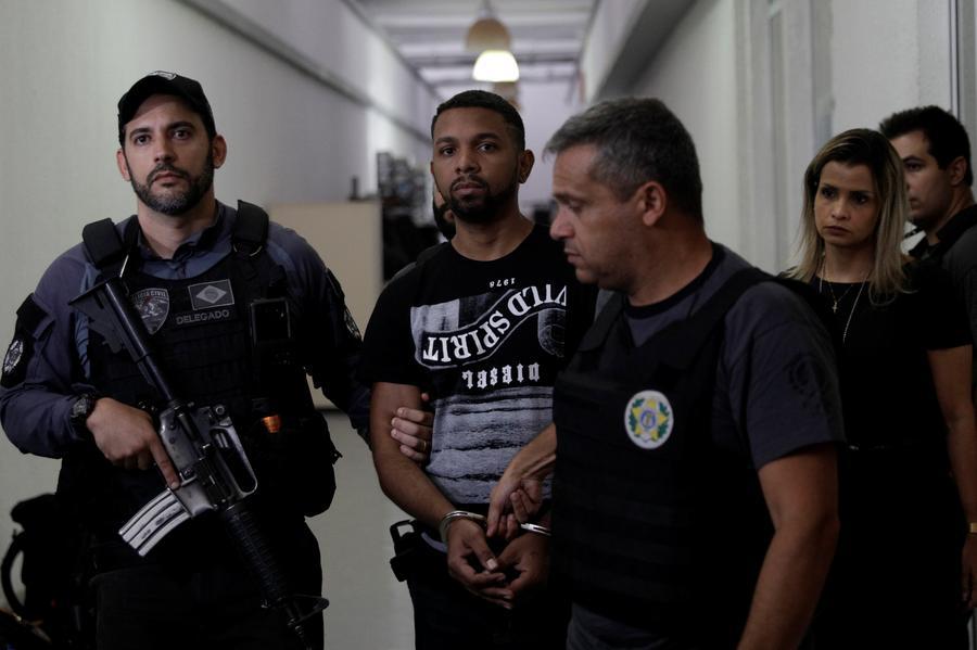 It all comes to a head for  Rogério Avelino da Silva.