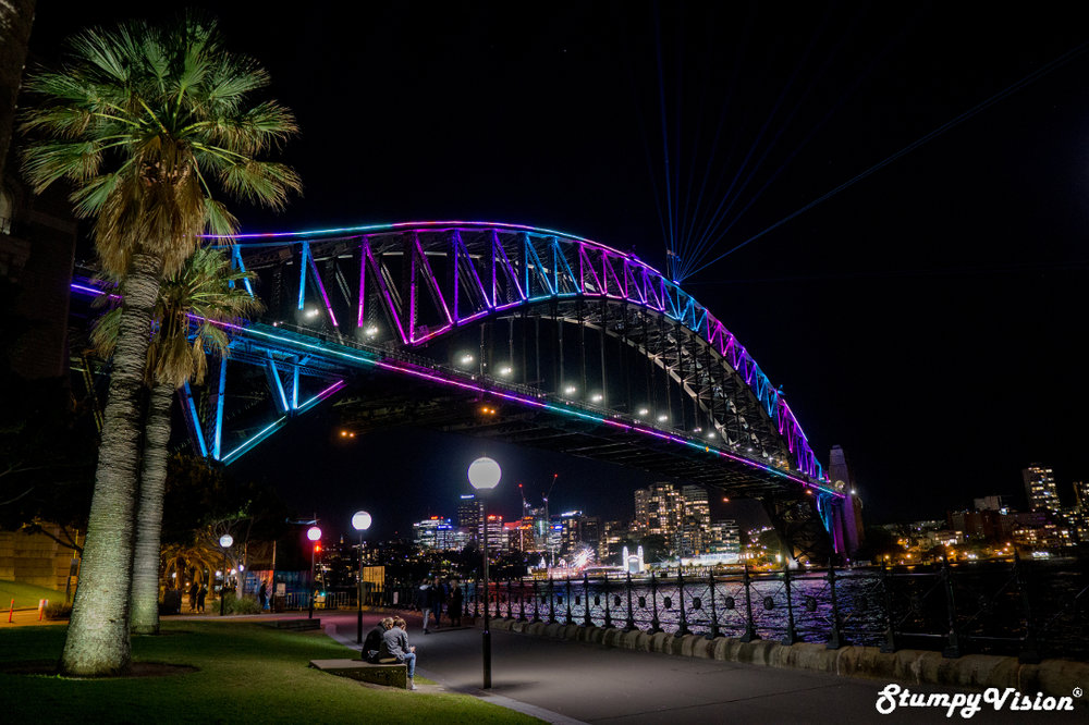 Under the direction of Dr John Bradfield of the NSW Department of Public Works, the bridge was designed and built by British firm Dorman Long and Co Ltd of Middlesbrough and opened in 1932. The bridge's design was influenced by the Hell Gate Bridge in New York City.