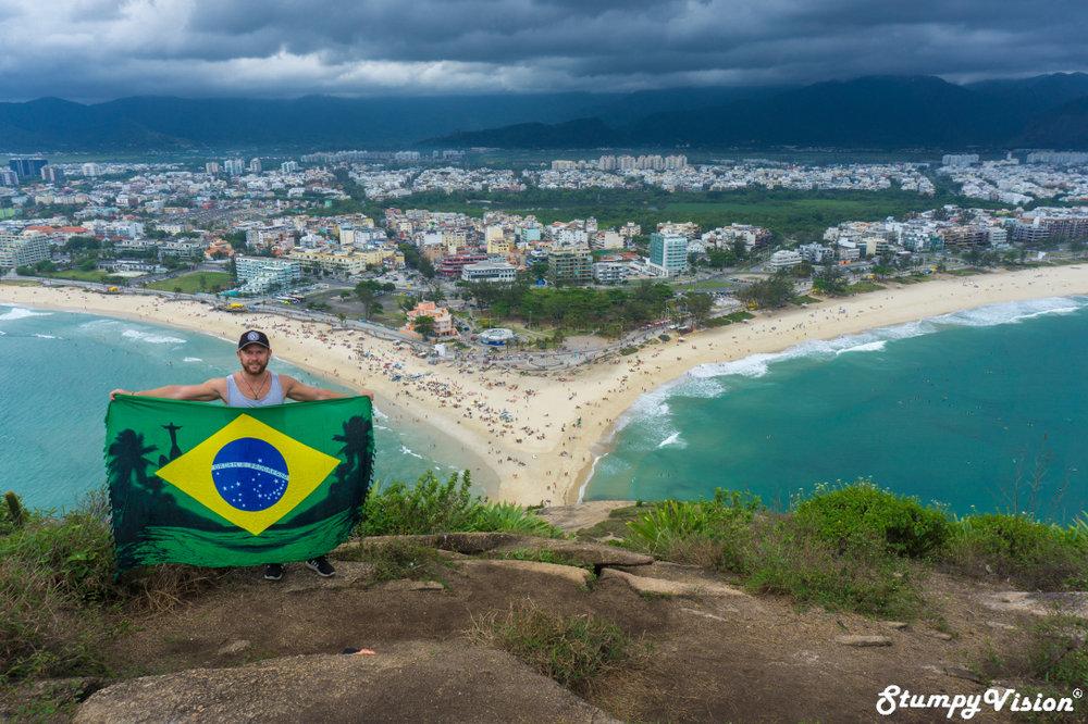 Brazil I love you.