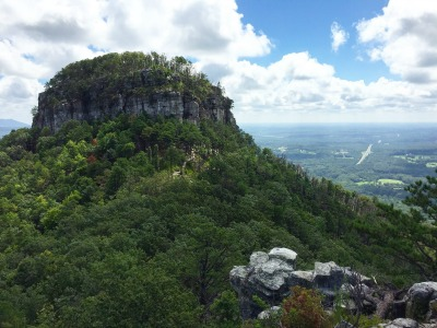 The Knob at Pilot Mountain