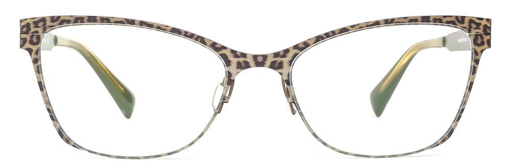 Leopard-Brown