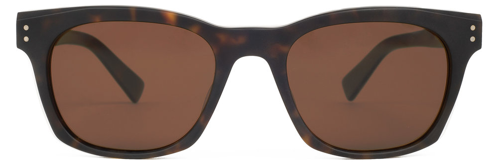 Matte Dark Tort (Polarized)