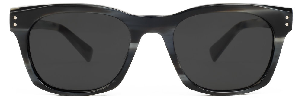 Black-Grey Horn (Polarized)